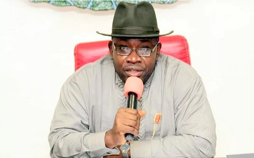 APC Candidates Are Cultist, Militants And Terrorists: Governor Dickson