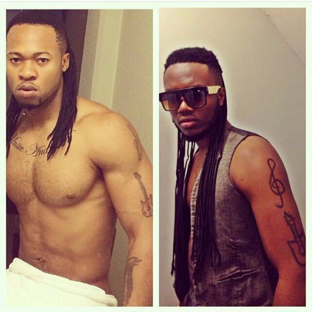 Meet The Nigerian Guy Who Gets Mistaken For Flavour Most Of The Time.