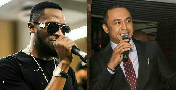 I'm Proud to Pay my Tithes- D'Banj, Daddy Freeze Responds