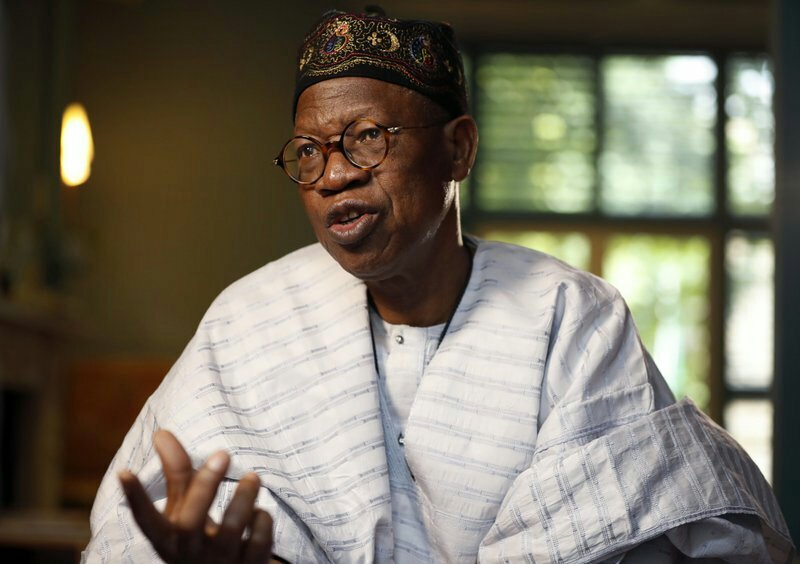 """Dragon flew away with our newly world bank loaned money $486 million"" – Lai Mohammad, presidency"