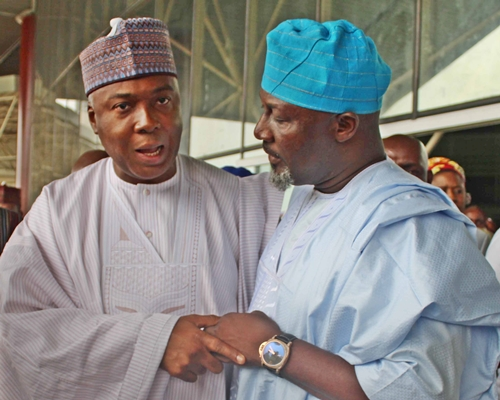 #8th Senate Valedictory: My happiest day was when Saraki was declared Senate president