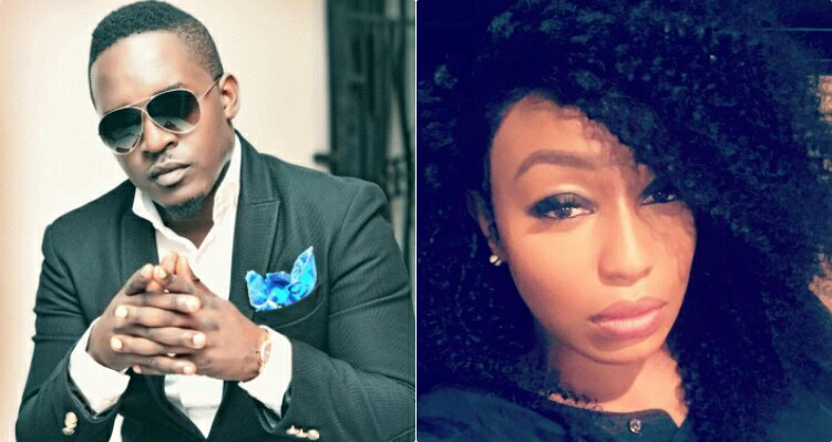 """I'd Love You Like No Man Has Ever Done Before"" — M.I professes love for Actress, Rita Dominic"
