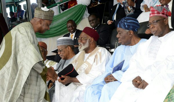 Governors, Obasanjo, Jonathan to meet with Buhari over Insecurity