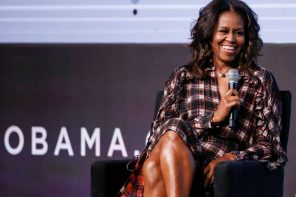 """Michelle Obama """"roasted"""" for her analogy of Living in America under Trump"""