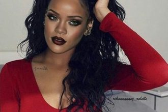 American Singer, Rihanna Sings, Dances To Burna Boy's Song (Video)
