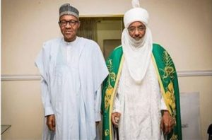 sanusi buhari 300x198 - Emir Sanusi Lists What Buhari Must Do If He Is Sincere About His Fight Against Poverty