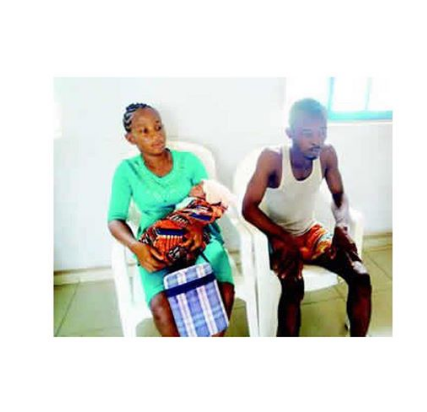 Couple Arrested for Selling their Baby for N400k Hours After birth in Imo state