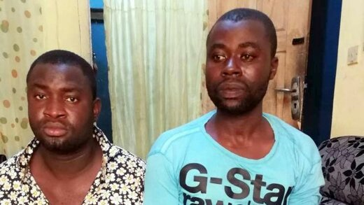 'The Devil is Controlling me'- Pastor arrested for Stealing a Car (See his face)