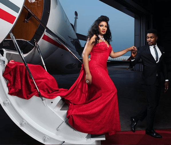 Omotola gears up for 40th birthday with stunning photoshoot