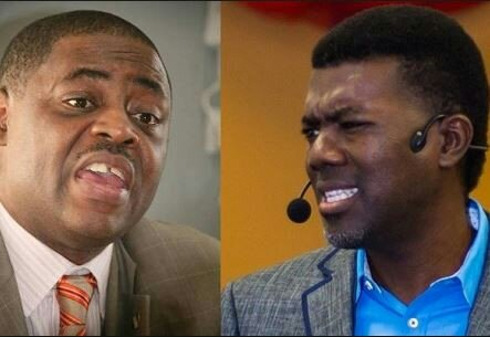 'The pot calling the kettle black' – Nigerians react to Reno Omokri and Femi Fani-Kayode's Twitter beef