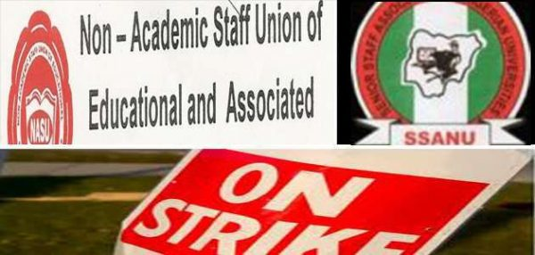 N40bn Allowance: SSANU, NASU Threaten Strike