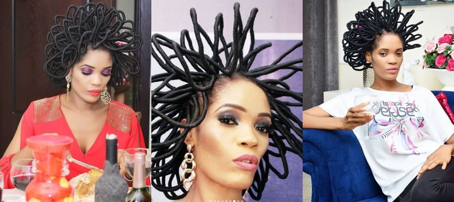 Checkout More Photos Of Nigerian Model Chika Lann And Her 'N40 Million'