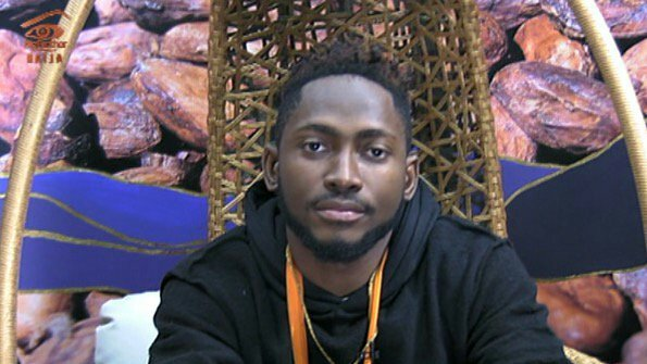 #BBNaija: Miracle finally admits to having 'someone' outside the house (Video)