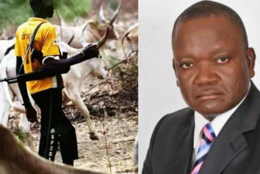 """Defend Yourselves From Fulani Herdsmen Without Carrying Arms"" – Ortom Tells Nigerians"