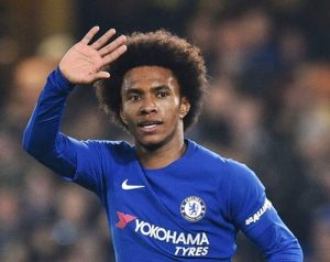 willian reveals decision on chelsea future amid manchester united transfer speculation 300x238 - Willian To Be Given Number 10 Shirt At Chelsea After Eden Hazard's Move To Real Madrid