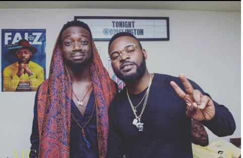 Falz Signs First Artiste To BahdGuys Records