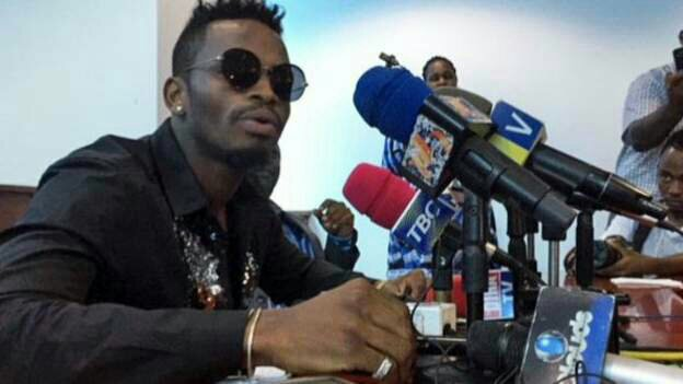 "Diamond Platnumz apologises for ""indecent"" posts on Social Media"