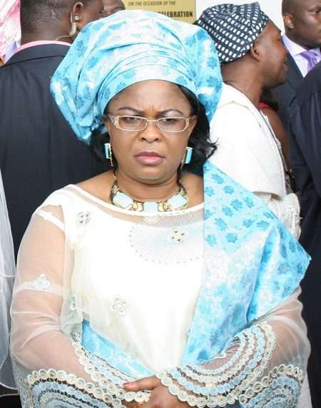 Just In: Court orders the final forfeiture of billions of Naira and millions of dollars traced to Patience Jonathan
