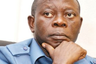 Thugs Attack Adams Oshiomole's House In Edo; Chant 'You Are A Thief'