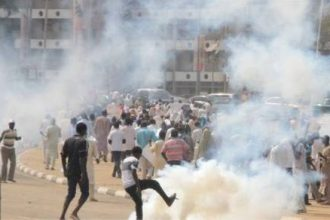 Police Opens Fire As Shiite Set Ablaze Nema Station