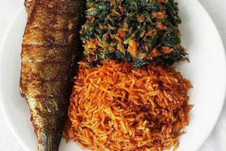 """Scary!!! Man dies after eating food from """"mama put"""""""