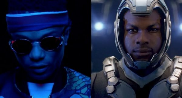John Boyega Tells Why He Featured Wizkid's Song in Hollywood Movie, 'Pacific Rim Uprising'