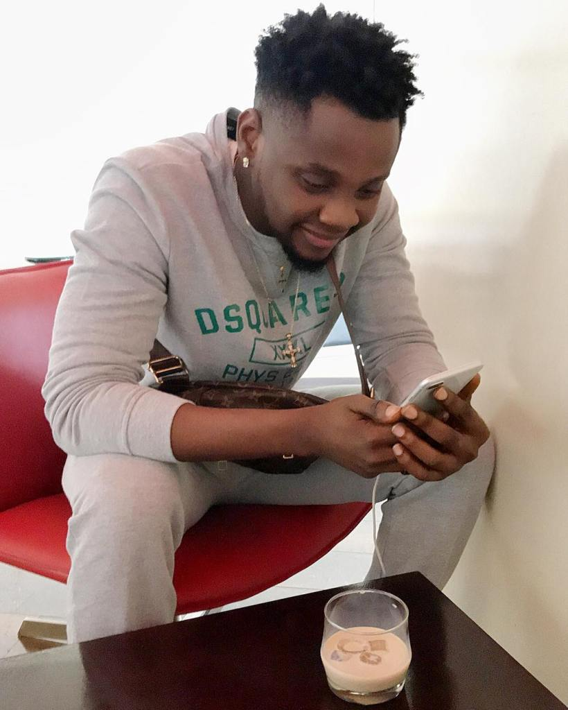 Kiss Without Makeup: Kiss Daniel Looking Good In Latest Pictures