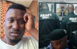 Police Arrest, Detain Five Bribe-Seeking SARS Men That Keep Businessman In Toilet