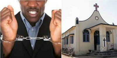 Pastor Arrested For Using Teachers N5m Cooperative Money For Church