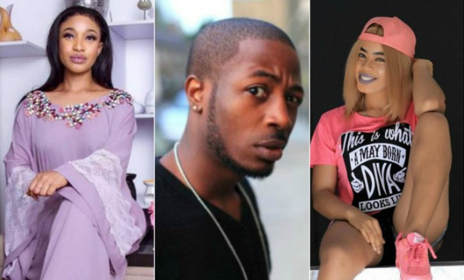Tonto Dikeh Slams Tunde Ednut For Saying Nina Should Stop Using An Android Phone