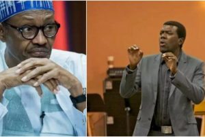 BuhariReno Omokri 300x201 - Nigerians Knock Reno Omokri Over Comment That Buhari is Looking For Him