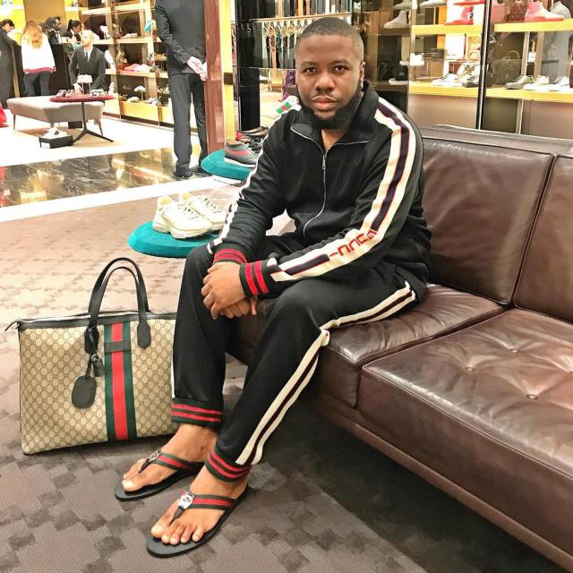 apologize to linda ikeji before i can give you money hushpuppi replies kemi olunloyo - 'I Am Having Sleepless Nights' – Hushpuppi Reveals