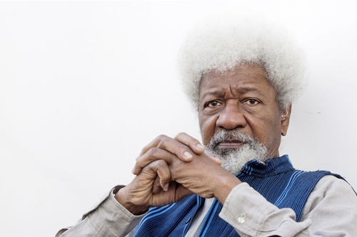 benue killings is ethnic cleansing and should be treated like cancer wole soyinka speaks out - Interesting debate about the story of Soyinka and the young man on the plane – See how Nigerians reacted!!!