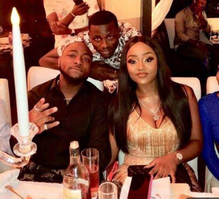 Peter Okoye Reacts To Davidos Expensive Birthday Car Gift His Girlfriend Chioma