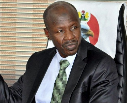 Governors causing crises in their states for increased security votes - Magu