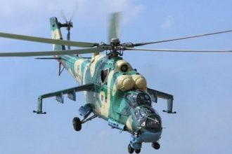Nigeria Air force kill scores of bandits in successful air strikes