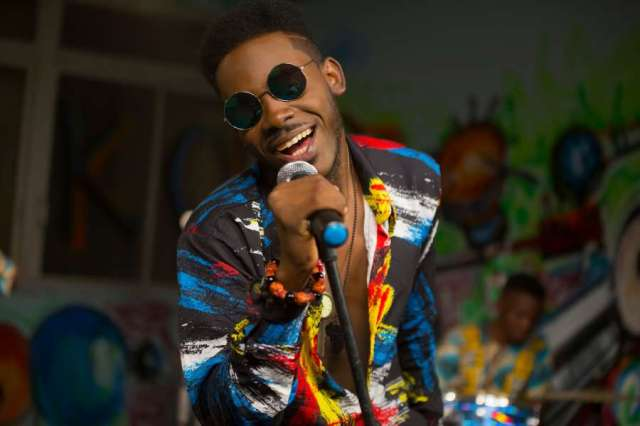 i was worried and scared because my music is different adekunle gold - Highlife Singer, Songwriter, Graphic Designer…Adekunle Gold — Living Legend In Nigeria's Music Industry