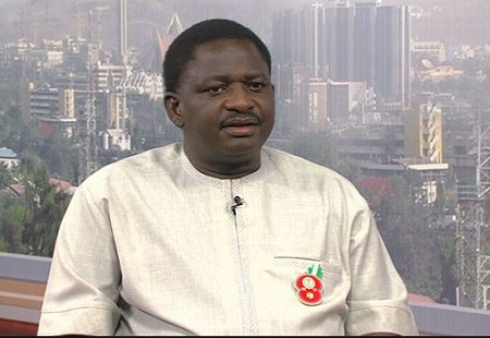 Why Buhari has travelled to the UK again - Femi Adesina