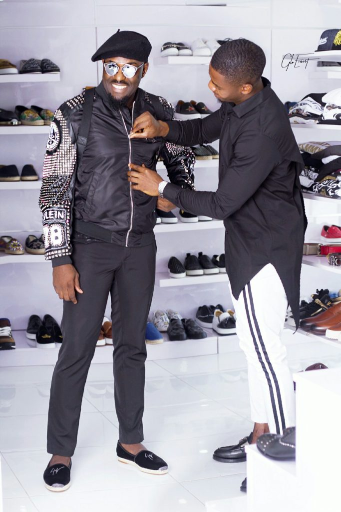Jim Iyke is the Dapper New Ambassador for Fashion Brand – Wear It All Men's Luxury!