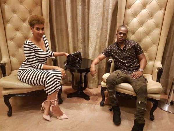 Image result for juliet ibrahim and iceberg slim