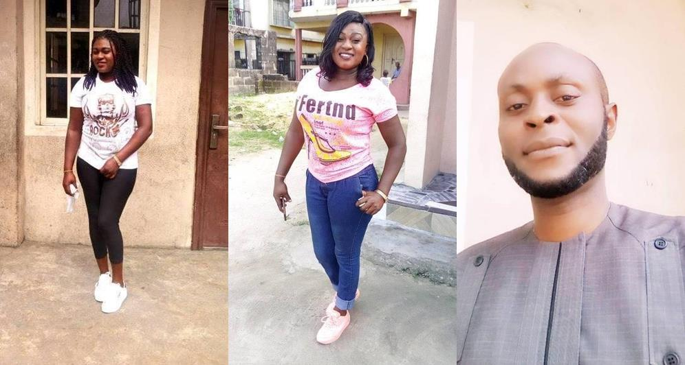 Lady stabbed to death on her birthday by her baby daddy over 'romantic slap' in Rivers State