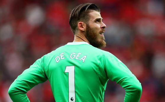 manchester uniteds de gea wins premier league golden glove for the first time - De Gea Accepts New £350,000-a-week Man United Extension