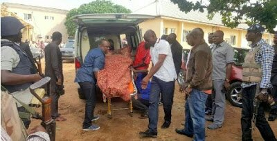 Dino Melaye Detained At Police Medical Centre
