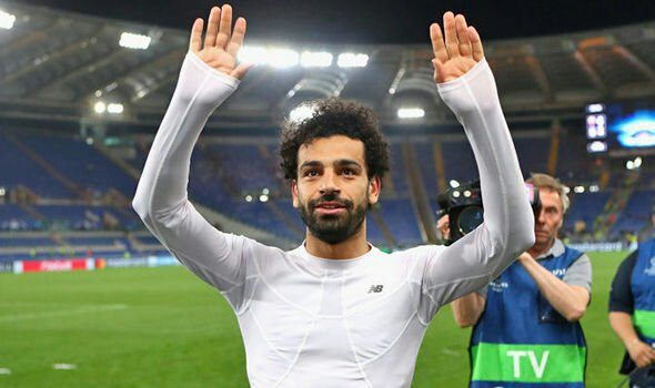 Salah Wins Premier League Player Of The Year Award