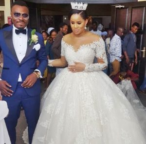 Super Eagles Striker, Emmanuel Emenike, Marriage Hit The Rock???