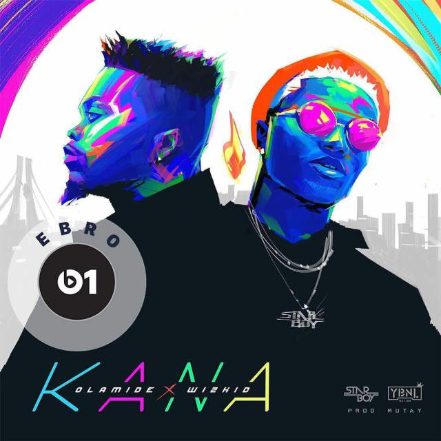 Image result for olamide wizkid kana