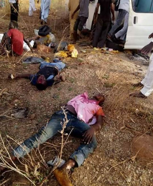 Passengers Travelling To Zaria Involved In Accident, Many