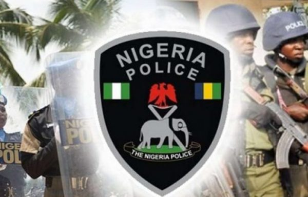 Video of Policeman Struggling to Disarm NSCDC Officer Surfaces