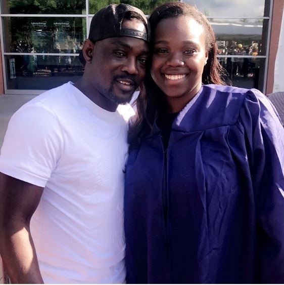 Singer Pasuma Celebrates Daughter As She Graduates From US University  (Photo) - Information Nigeria