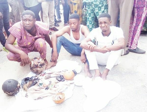 Notorious Herbalists Who Allegedly Defrauded Victim Of N20m Thrown Into Prison (Photo)